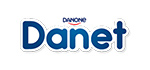 Logo Danet - Danone