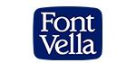 Logo Font Vella - Aguas Danone